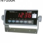 Компактные терминалы бюджетного класса CAS серии NT-200